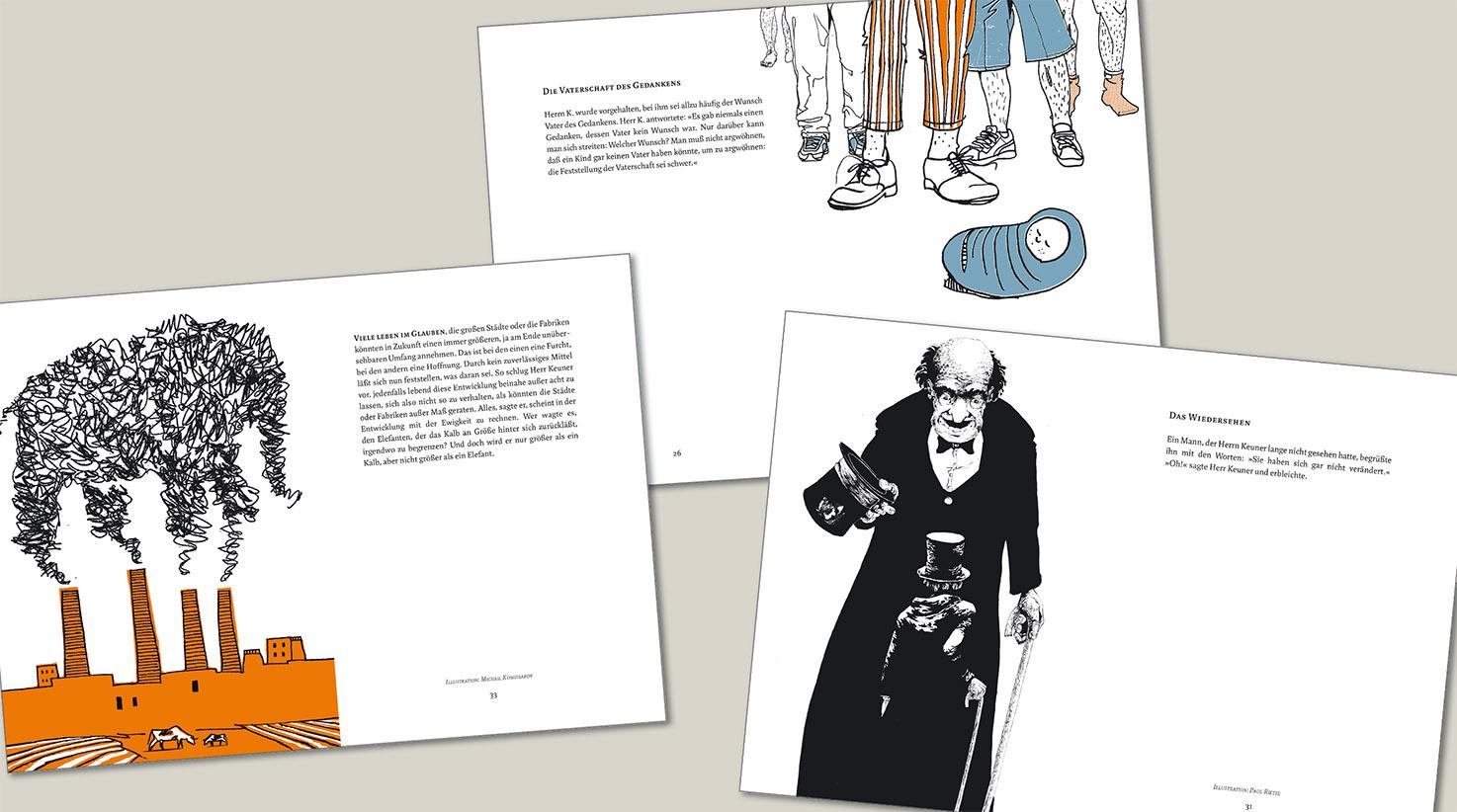 Geschichten vom Herrn Keuner, Band 3